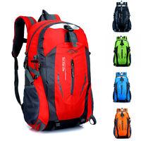 Big40L Hiking Bag Travel Bags Mountaineering Backpack Waterproof Outdoor Camping