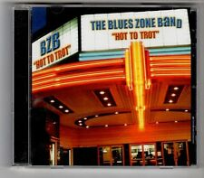 (GY519) The Blues Zone Band, Hot To Trot- 2006 CD