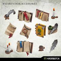 Kromlech Wizards Desk Accessories Brand New KRBK062