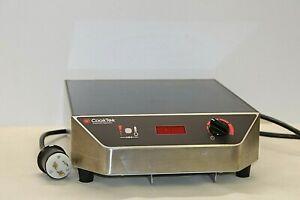 Cooktek Tabletop Induction System MC2500 Glass Top 250V