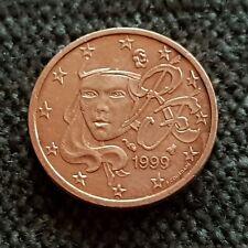 2 Euro Münze 1999 In Euro Einzelne Kursmünzen Aus Frankreich Ebay