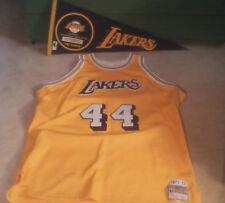 Mitchell Ness Jerry West LA Lakers Jersey Size 52