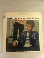 BOB DYLAN - HIGHWAY 61 REVISITED - COLUMBIA RECORDS - CS 9189 - RELEASED 1967