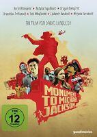 BORIS MILIVOJEVIC/NATASA TAPUSKOVIC/+ - MONUMENT TO MICHAEL JACKSON   DVD NEU