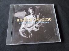 ANDERS OSBORNE Ash Wednesday Blues CD SHANACHIE ERIC LINDELL BLUES ROCK