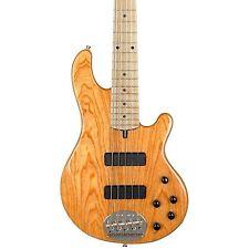 Lakland Skyline 55-01 5-String Bass Guitar Natural Maple Fretboard LN