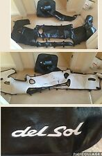 Honda Civic Crx Del Sol Eg2 Rare OEM hood bra and mask