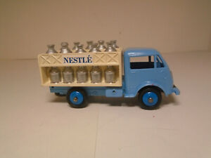 DINKY TOYS FRANCE #25o-H RESTORED FORD NESTLE MILK TRUCK NEAR MINTY CONDITION