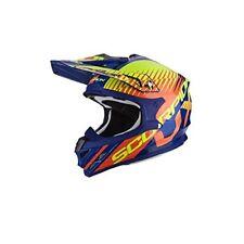 Casques multicolores moto pour véhicule taille XL
