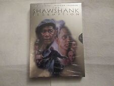 The Shawshank Redemption ( 2 Disc Special Edition DVD, 1994) STEEL CASE/RATED R