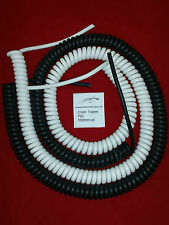 *** 3 CORE 1sqmm COILED PVC CABLE 1000mm COIL LENGTH ***