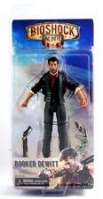 NECA, Bioshock , Booker DeWitt Skyhook 7 inch Action Figure, Box DAMAGED