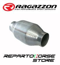 CATALIZZATORE SPORTIVO METALLICO - 200 CELLE - RAGAZZON - 54.0101.00 - EURO 3