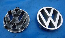 VW Zeichen Emblem Kühlerzeichen Chromzeichen VW Golf 3 T4 T 4 Kühlergrill chrom