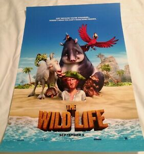 SDCC 2016 Exclusive 14x20 The Wild Life #2 Poster NEW