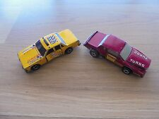 2 x DIECAST HOT WHEELS Crack Up Cars 1983_1984_USED_xx16_A1a31