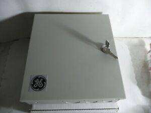 NEW GENUINE GE SECURITY GENERAL ELECTRIC 450222001 MICRO READER JUNCTION BOX