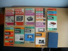 More details for joblot of 30 x radio constructor magazines an 1 radio constructor volume 13 book