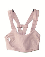 Free People Movement Size XS/S Heather Pink On The Radar Active Bra NWT
