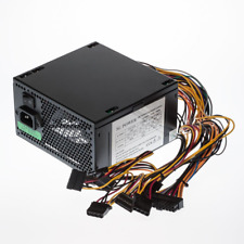 Computer PC Netzteil 750 Watt SL-750W 130mm Lüfter Netzteil 750W SATA ATX 3G