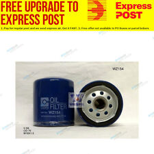 Wesfil Oil Filter WZ154 fits Holden Frontera 2.0 i 4x4,2.2 i 4x4