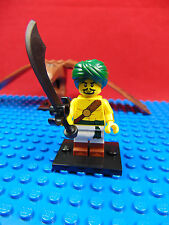 LEGO-MINIFIGURES SERIES 16 DESERT WARRIOR  1,2,3,4,5,6,7,8,9,10,16 & LEAFLET