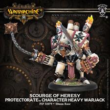 Warmachine BNIB Menoth - Protectorate Scourge of Heresy UPGRADE KIT PIP32079