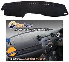 Dashmat Moulded Charcoal for Toyota Prado 120R Series-Passenger Airbag Dash Mat