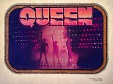 80s QUEEN Freddie Mercury Flash Gordon Highlander rock band vTg t-shirt iron-on