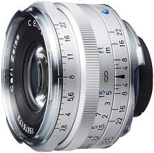 Carl Zeiss C Biogon T * 35 f2.8 ZM Mount Lens Silver Made in Japan EMS Tracking