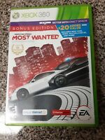 Need for Speed Most Wanted Game for Xbox 360