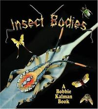 Insect Bodies (The World of Insects)-ExLibrary