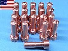 20 x 33366 High Current Electrodes - PT-23 PT-27 Plasma Cutter *US FAST SHIP*