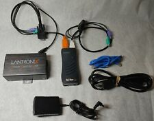 Lantronix Spider Duo  SLSLP400PS2 KVM-over-IP Remote Access with Virtual Media