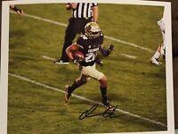 Isaiah Oliver Autographed Colorado Football 8x10 Photo Coa NFL Draft B