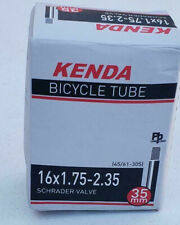 """Kenda Tube w/Schrader Valve 35mm, 16""""X1.75-2.35"""