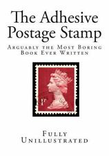 The Perfect Gift for Someone You Severely Dislike: The Adhesive Postage Stamp...