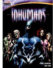 NEW DVD - INHUMANS - MARVEL KNIGHTS - 132minutes - PAUL JENKINS, JAE LEE