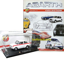 ABARTH OT 1600/850 BERLINA (1964) - 1/43 - ABARTH COLLECTION n. 03