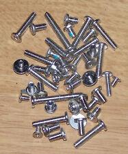Diverse Schrauben some Screws (alle vom Bild) Unterseite Medion MD6200 MD 6200