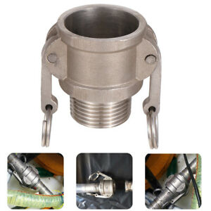 1pc Reliable Stainless steel Adapter Accessory Adapter Replacement