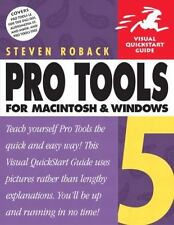 Pro Tools 5 for Macintosh and Windows (Visual QuickStart Guide)