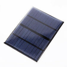 Solar Cell Panel Kit Rough Edge USA 1,5 W 12 V Arduino Diy Photovoltaic