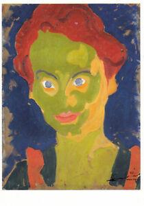 Postkarte: Carl Lohse - Sie, 1920