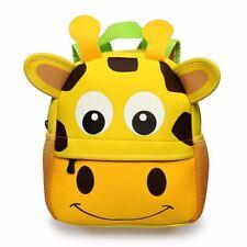 Giraffe Kid Backpack-Waterproof Book bag for Children Ages 4 & Older ( Laboo )