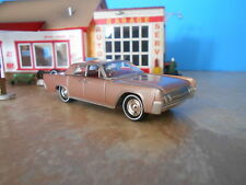 1961 Lincoln Continental - 1/64 Scale Limited Edition Must See Photos