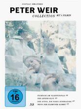 Peter Weir Collection [4 Blu Ray Box ] - NEU/ OVP 4 Filme * digital remastered *
