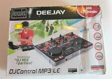 Hercules  DeeJay DJ Control MP3 with software, Manuel and cable see pictures plz