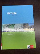 Natura Oberstufe. Schülerbuch. Biologie Abitur. Gymnasium