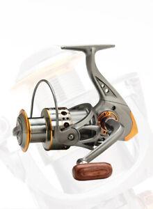 Fishing Reel Spinning1000-7000 Series Metal Spool Spinning Wheel for Sea Fishing